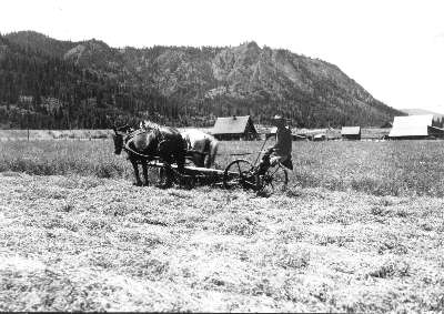 Cle Elum Farmer, July 1931.